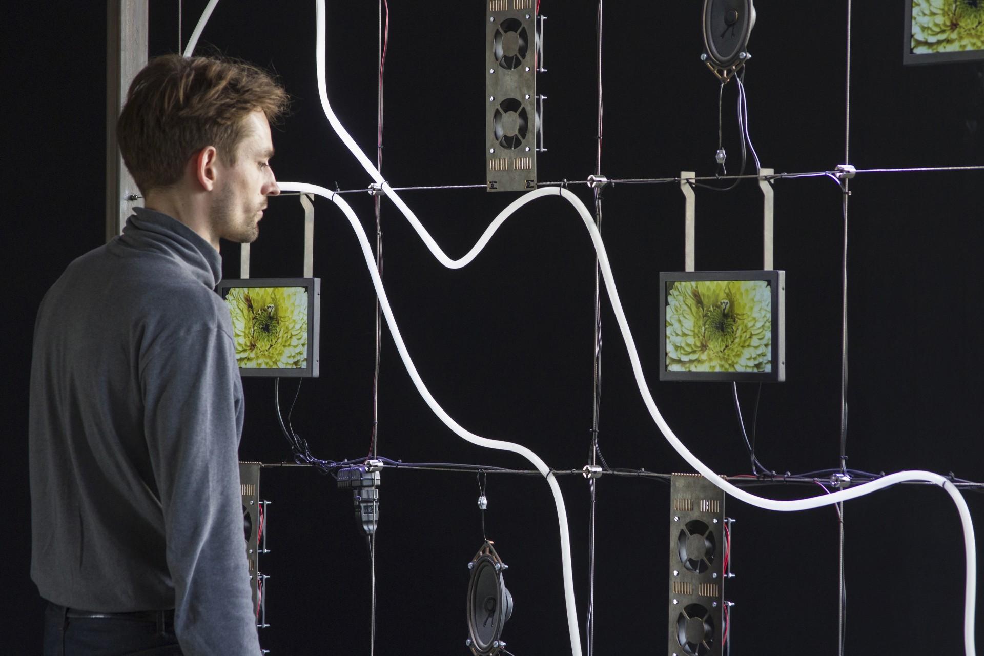 Thomas Grogan Floral Automaton